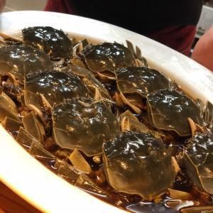 上海蟹始まりました!