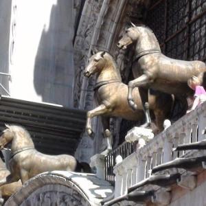 ヴェネチアの4頭の馬