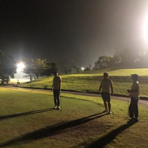 ナイターゴルフ