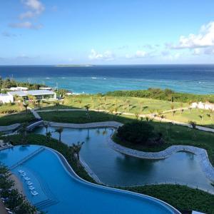 沖縄 瀬底島の旅