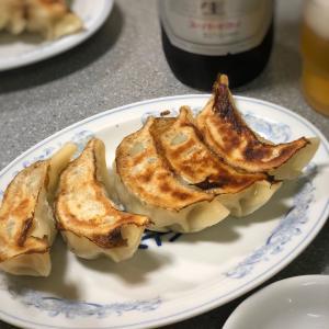10月から値上がりしてました… 休日ランチは餃子とビール!@生駒軒 (新御徒町)