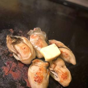 冬ならではの牡蠣バター狙いでもんじゃ屋さんへ@てっぱん大吉 (新御徒町)