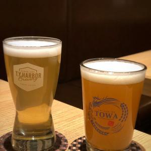 地ビールの品揃えが素敵なそば屋さん@TOWA 麦酒と日本酒と蕎麦 (上野)