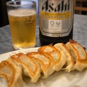 東武浅草駅近くの街中華で餃子&ビール… 夏のごちそう@ぼたん (浅草)