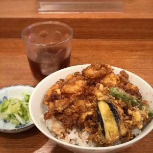 老舗の味を引き継ぐ下町の天ぷら屋さんでかき揚げ丼@蔵前いせや (蔵前)