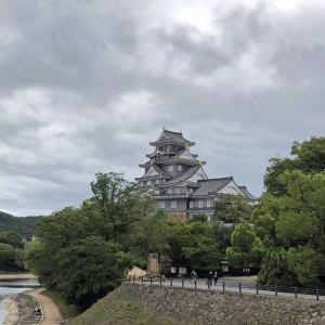 【岡山】岡山城を眺めながらのピッツァ&独歩ビール ~後楽園で抹茶ビール