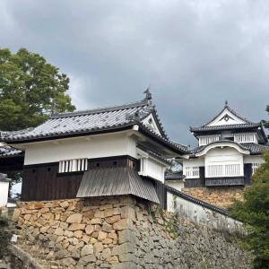 【岡山】備中高梁、天空の備中松山城 ~倉敷が発祥?ぶっかけうどん