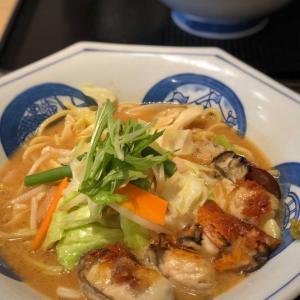 今年もやっぱり!年に一度は食べたくなる…かきちゃんぽん@リンガーハット (浅草)
