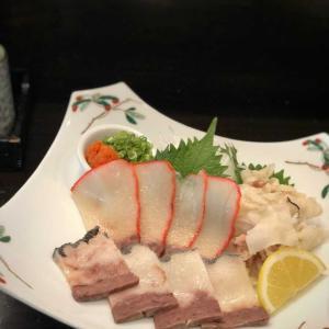 【長崎】くじらを食す文化が残る長崎で2日連続クジラ刺盛り@ひいき家