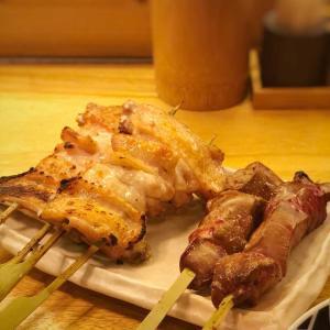 隅田川一望できる2Fがおすすめ!炭火焼きの焼き鳥&ワイン@権八 (浅草)
