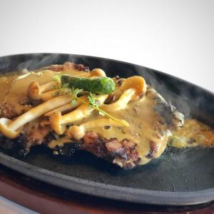 景色もごちそう!タルタルステーキ&鉄板ステーキの贅沢ランチ@Ruby Jacks (六本木一丁目)