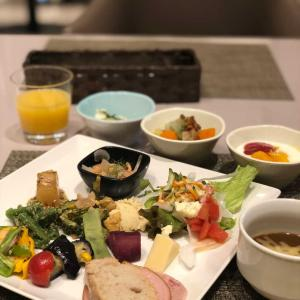 ワインが飲みたくなる朝食ビュッフェと東京タワーの見える露天風呂のあるホテル@CANDEO Hotel (六本木)