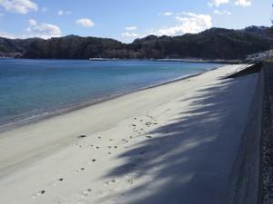 2.11の根浜海岸