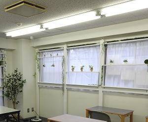 カフェ風自習室