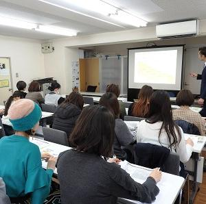 2018春、教育講演会を実施しました。