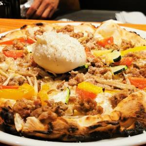 白金台「Pizza da Vinci Tokyo」が初のテレビ紹介!
