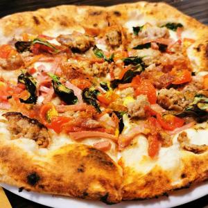 自由が丘「LA STAZIONE DELLA PIZZA」でランチ