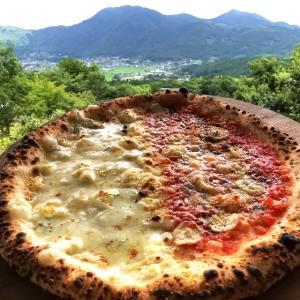 絶景の食べログピザ百名店「櫟の丘」へ!