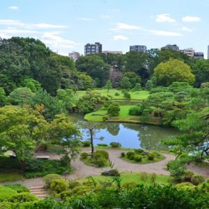 【江戸散策】大名庭園 六義園