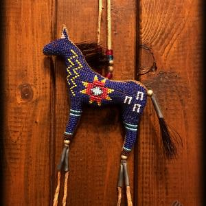 """Evening Star"" Horse Amulet.. done!!"