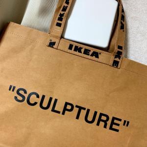 IKEAのバッグ♡