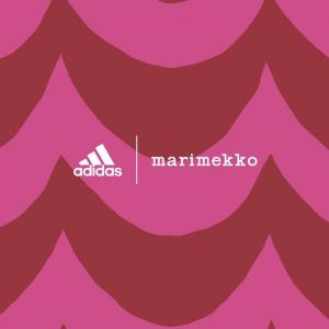 adidas×marimekko♡♡♡