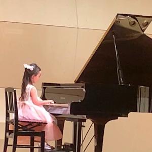 ピアノ発表会♡