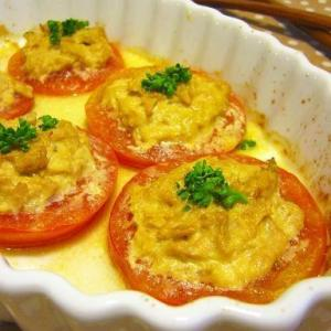 甘みが増しておいしい♪「焼きトマト」の活用アイデアレシピ5選