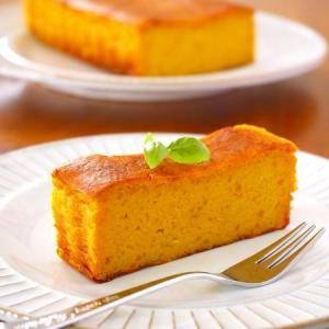 ハロウィンかぼちゃのチーズケーキ♪イチオシ朝ごはん掲載