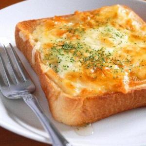 はちみつチーズトースト♪イチオシ朝ごはん掲載