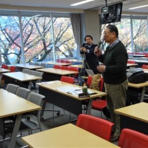 三大学交流ゼミナール発表会?