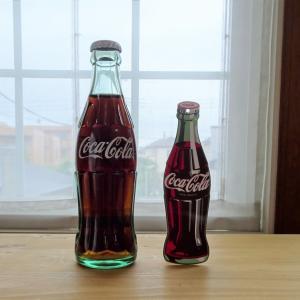 瓶コーラを探す85。