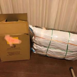 台湾での生活~古着を寄付