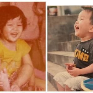 台湾での生活~昔の写真
