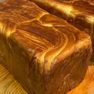 好きすぎて~美味しすぎて〜天使に食べて欲しくて〜♡デニッシュ食パン!