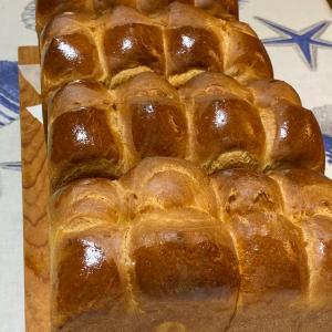 さぁ~↑ホテル食パン!先陣を切ってくださったのは、4人の生徒さん♡圧巻☆お見事です!