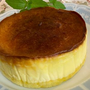 娘への宅急便♡ベークドチーズケーキ♡から欲張り荷物に…♡