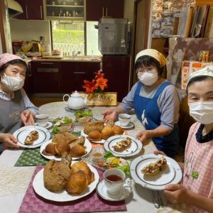 女子♡大好きな発酵食品今日は全てお味噌を使って~~♪フルコース!