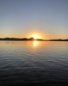 道東遠征3日目、屈斜路湖へヒメマス狙い