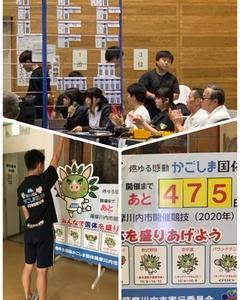 【ウエイトリフティング】九州大会?
