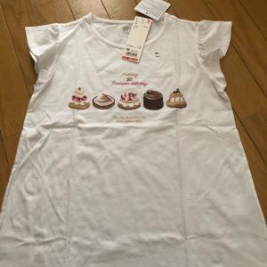 ユニクロの値下げTシャツ