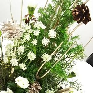 ♡ロマンティックなクリスマスアレンジメント♡