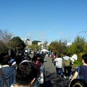 11/9(土)10(日)の予約状況&芸祭