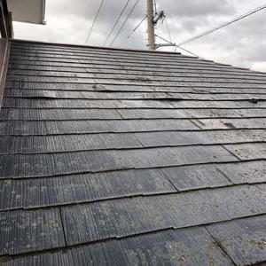 屋根からアスベストが降ってくる?