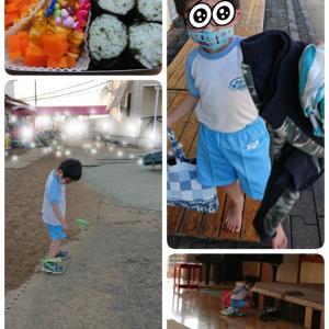 先週の幼稚園