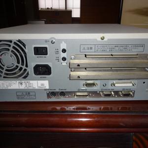 PC-9821でUSBマウスを動かす