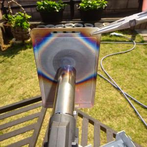 ダイソー ミニ鉄板 シーズニング