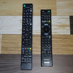 SONY互換TVリモコン購入