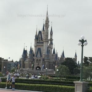 お盆の Tokyo Disney Land
