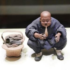 中国の泥人形(7)北京の泥人形